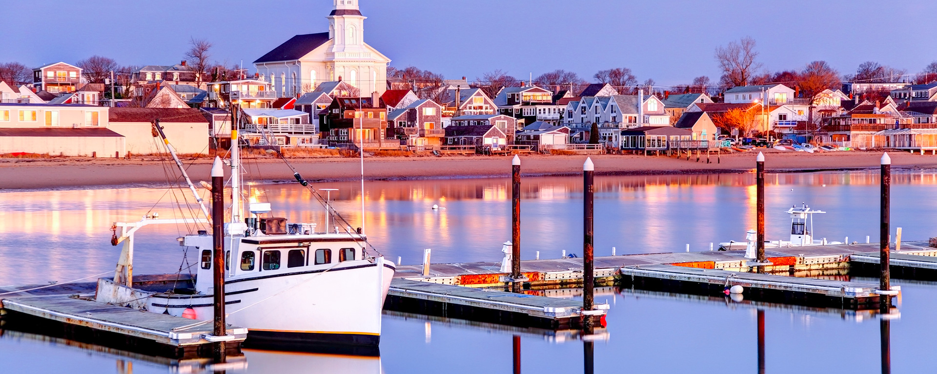 Nearby Attractions from Harbor Hotel Provincetown